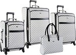 Pierre Cardin Signature Luggage Sets